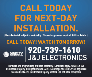 Sign up for DirecTV today!